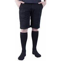 Гольфы мужские с закрытым носком Soloventex, 2 класс компрессии (23-32 мм рт.ст.) (с хлопком, 350 Den)