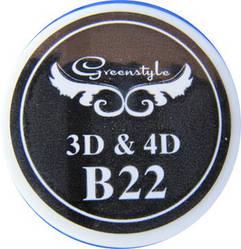 3D-гель для лепки 7 гр черный