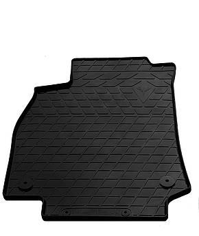 Водительский резиновый коврик для    AUDI A6  C8  2018-  Stingray