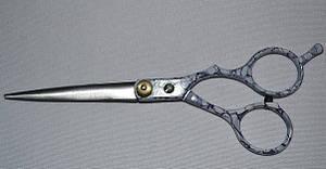 Парикмахерские ножницы цельно металлические(6)