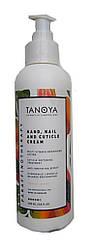 Крем для рук, ногтей и кутикулы TANOYA 200 мл