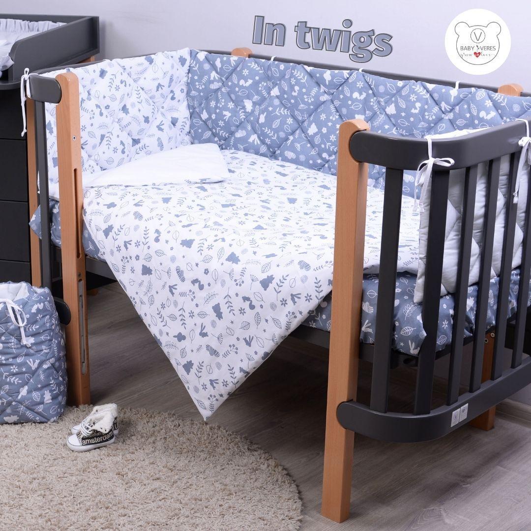 In twigs Baby Veres постельный комплект для новорожденных