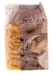 Воск горячий в гранулах ItalWax Натуральный 250 гр (ручная расфасовка)