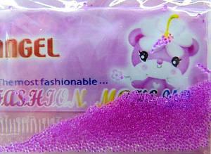Бульонки для нігтів № 1 яскраво рожевий