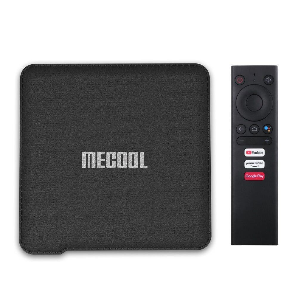 Smart TV Box Mecool KM1 2/16GB Amlogic DDR(S905X3) Android 9.0