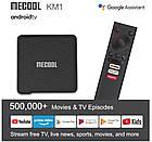 Smart TV Box Mecool KM1 2/16GB Amlogic DDR(S905X3) Android 9.0, фото 5
