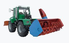 Трактор ХТА-200-10 з двома постами