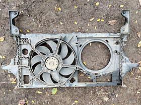 Вентилятор радиатора Renault Master, Opel Movano 2.5, 2003-2010, 8200112603 (Б/У)