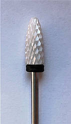 Насадка-фреза керамическая кукуруза , черная очень крупная зернистость