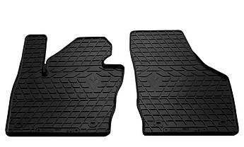 Коврики в салон резиновые передние для Audi Q3 2011-2019 Stingray (2шт)