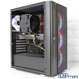 Игровой компьютер Дон Кармани NG Ryzen 7 3700X S2, фото 2