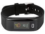Смарт-браслет зі спортивним ремінцем в чорному кольорі SILVERCREST SAS 88 100312928-3, фото 4
