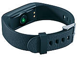 Смарт-браслет зі спортивним ремінцем в чорному кольорі SILVERCREST SAS 88 100312928-3, фото 3