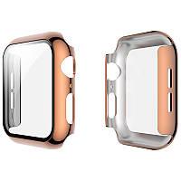 Чехол с защитным стеклом BP ATC для Apple Watch 38mm