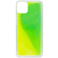 "Неоновый чехол Neon Sand glow in the dark для Apple iPhone 12 mini (5.4"")"