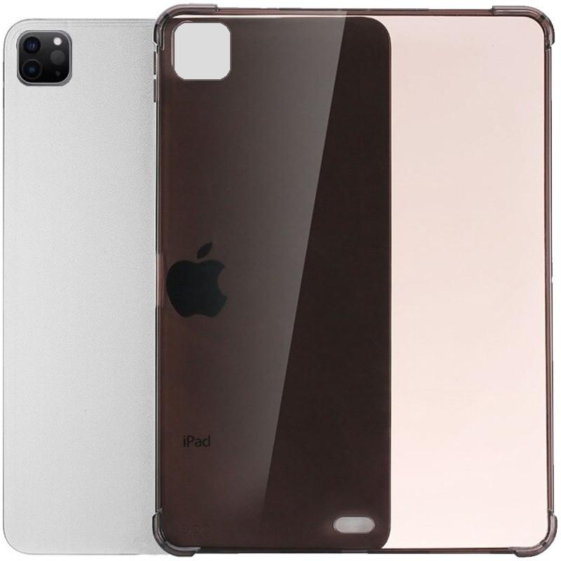 """TPU чехол Epic Ease Color с усиленными углами для Apple iPad Pro 12.9"""" (2020) Черный"""