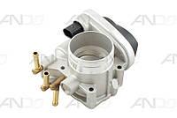 Дроссельная заслонка для автомобиля: Octavia A5 / Caddy / Golf двигатель 1.6 OE: 06A133062AT пр-ва AND Parts
