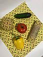 Восковая салфетка обертка для продуктов, воскова серветка обгортка, фото 3