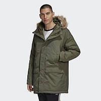Мужская зимняя парка Adidas Fur (Артикул: GE1313)