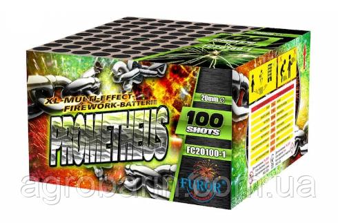 Салютная установка «PROMETHEUS» FC20100-1
