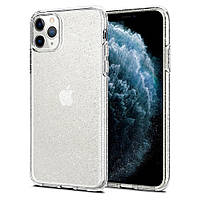 "TPU чехол Clear Shining для Apple iPhone 11 Pro Max (6.5""), фото 1"