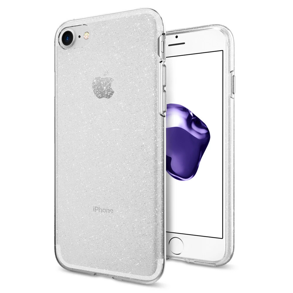 "TPU чехол Clear Shining для Apple iPhone 7 / 8 (4.7"")"