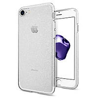 "TPU чехол Clear Shining для Apple iPhone 7 / 8 (4.7""), фото 1"