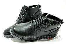 Зимние кожаные ботинки Kardinal мужские, фото 2