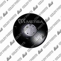 XL011 Дискгладкий Амазон Запчастини Amazone Запчасти на плуг диски борони сівалки культиватори XL011