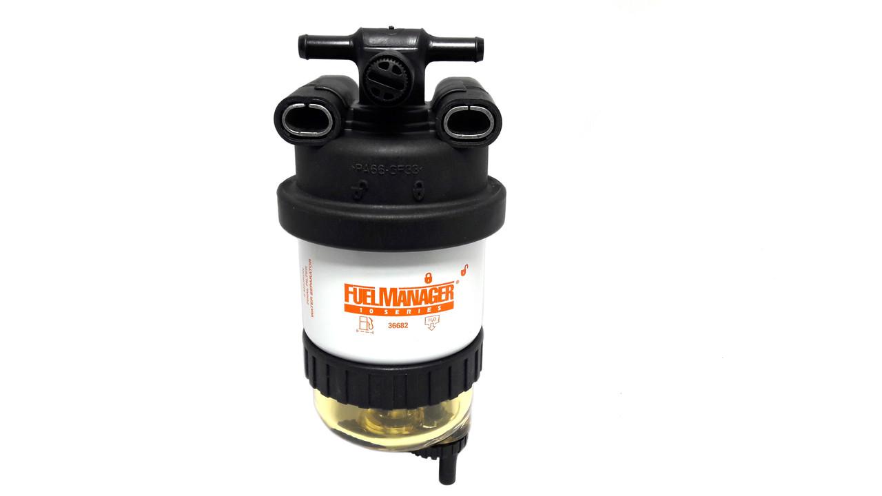 Сепаратор дизельного топлива 5 микрон Clarcor/Parker FM10 с чашей