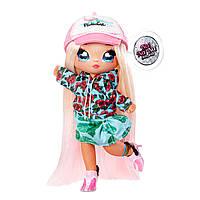 Игровой набор с куклой Na! Na! Na! Surprise серии Sparkle S3 W1 – Криста Сплаш с аксессуарами (573760)