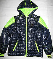 Куртка безрукавка-трансформер для мальчикар 36-42