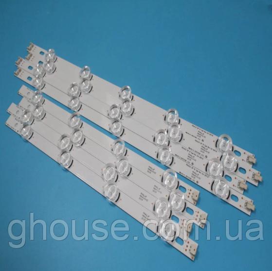 LED підсвічування телевізора LG 39LN5400 Innotek POLA2.0 39