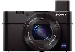 Фотоаппарат Sony ZV-1 DSC-RX100 III  Black