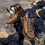 Мужские ботинки Гипанис МА08 ОЛИВКА, фото 4