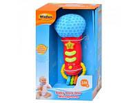 """Детская игрушка """"Первый микрофон"""" 0722 NL Win fun"""