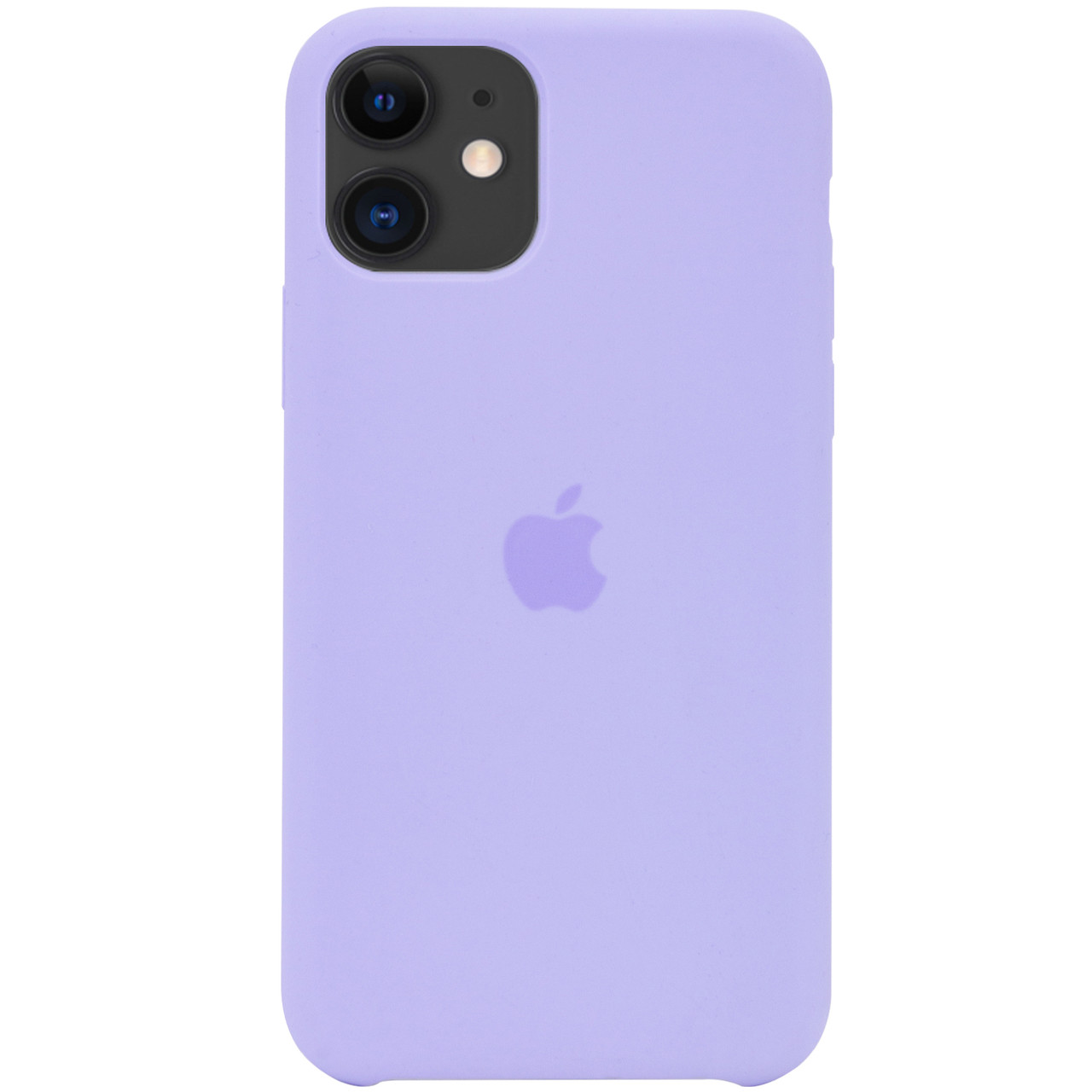 "Чехол Silicone Case (AA) для Apple iPhone 11 (6.1"") Сиреневый / Dasheen"