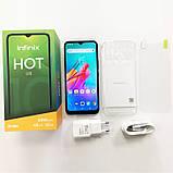 Смартфон Infinix Hot 10 Lite цвет черный (экран 6,6 дюймов, памяти  2\32ГБ ак 5000 мАч) Новинка!, фото 2