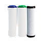 Покращений комплект картриджів Ecosoft для потрійного фільтра, фото 4