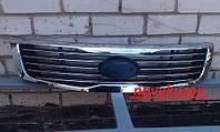 Решётка радиатора Chevrolet Aveo