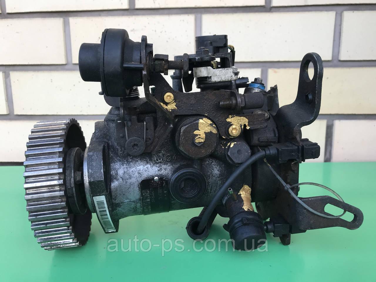 Топливный насос высокого давления (ТНВД) Citroen Jumpy 1.9D 1995-2006 год