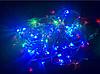 Гирлянда на прозрачном кабеле LED 300 лампочек, фото 6