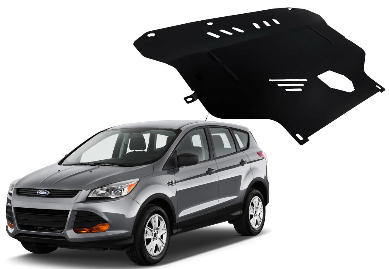 Защита двигателя Ford Escape III 2012-2020