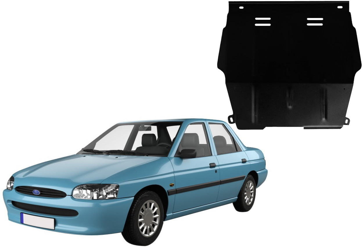 Защита двигателя Ford Escort VII 1995-2004