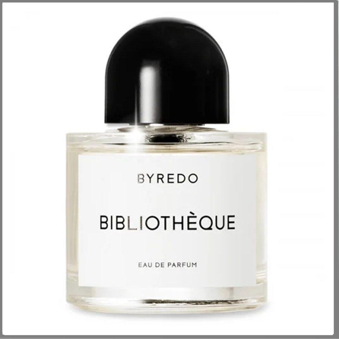 Byredo Bibliotheque парфюмированная вода 100 ml. (Тестер Байредо Библиотека)