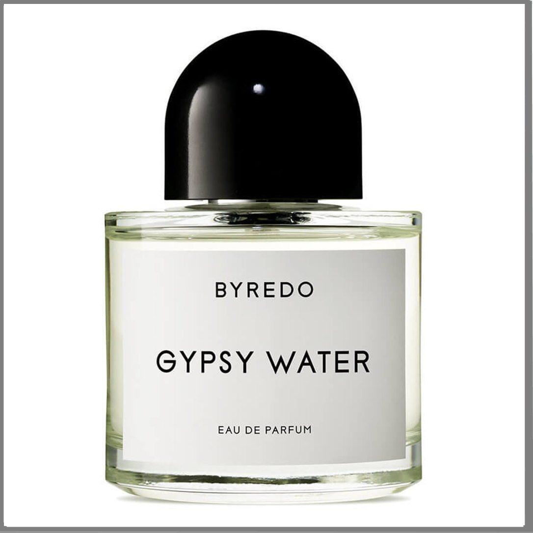 Byredo Gypsy Water парфюмированная вода 100 ml. (Тестер Байредо Цыганская вода)