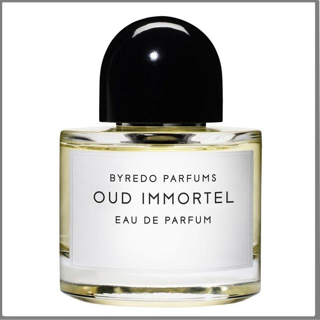 Byredo Oud Immortel парфюмированная вода 100 ml. (Тестер Байредо Старый Бессмертник)