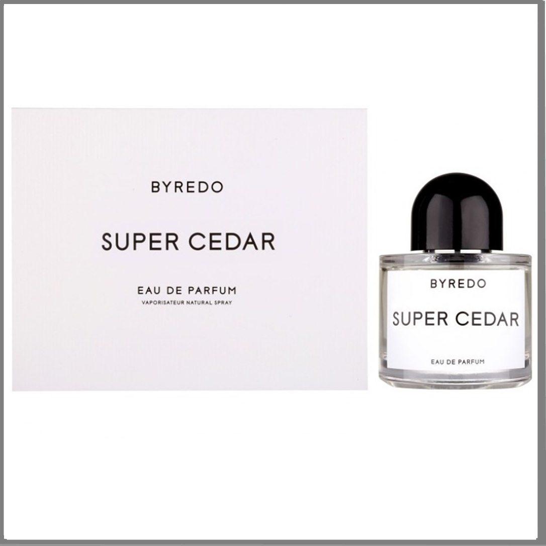 Byredo Super Cedar парфюмированная вода 100 ml. (Байредо Супер Кедр)