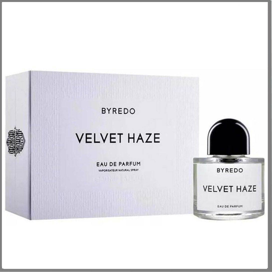 Byredo Velvet Haze парфумована вода 100 ml. (Байредо Оксамитова серпанок)
