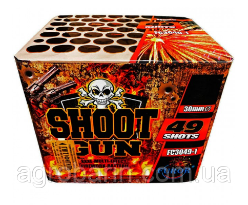 Салютна установка «Shoot Gun» FC3049-1